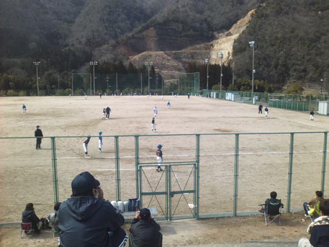 若狭の海と少年野球
